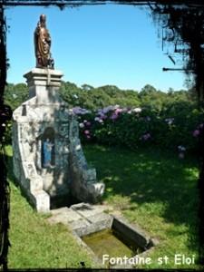 Pardon à Notre Dame. dans Fontaines sacrées- font-Eloi-225x300