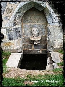 Lanvern. dans Fontaine accolée- lanvern-philibert