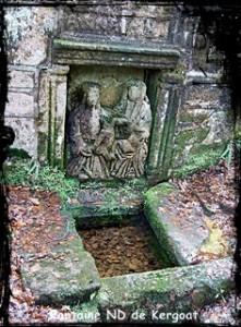 Du sang ! dans Fontaine de guérison Quemeneven-kergoat-221x300