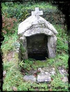 Bêtes et hommes. dans Fontaine de guérison tugdual-228x300