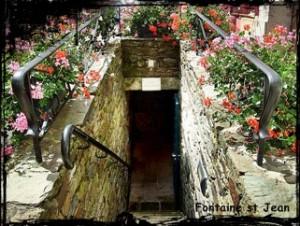 Saint Jean souterrain. dans Fontaine de dévotion chateauneuf-st-jean3-300x226