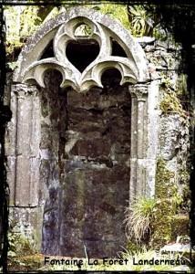 fontaine La Forêt Landerneau