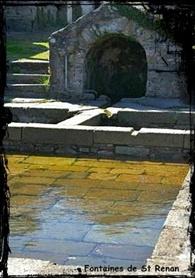 De l'eau. dans Fontaines profanes- St-Renan
