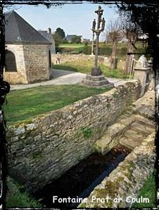 Plougoulm-Prat-ar-coulm2 dans Fontaine pignon-