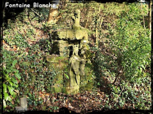 fontaine blanche