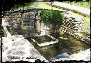 Ploudiry font St Antoine