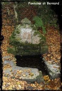 St Pernat. dans Fontaine de guérison plouneour-menez-st-bernard-204x300
