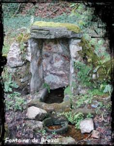 fontaine de Brezal