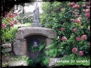 Pour le feu. dans Fontaine de guérison Plouegat-Guerrand-fon-St-Laurent-300x225