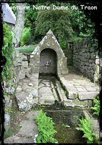 Plouguerneau-font-du-Traon dans Fontaines sacrées-