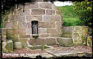 Park ar Chapel. dans Fontaine de dévotion Plouguerneau-naount