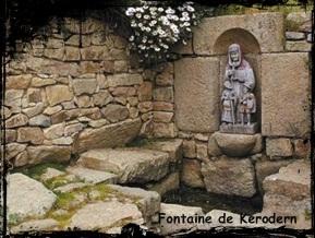 Ici naquit Michel. dans Favoriser la marche- plouguerneau-font-de-kerodern