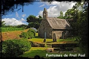 A la chapelle du pré de Paul. dans Fontaine de dévotion plouguerneau-prat-paol-300x200