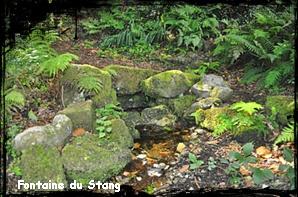 Au bois. dans Fontaines sacrées- combrit-font-du-stang