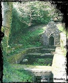 Sant Vaudez. dans Fontaine de guérison Bohars-font-St-Maudez2