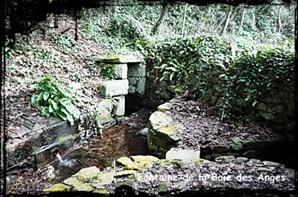 Pour avoir sa part. dans Fontaine de dévotion Landeda-Baie-des-Anges