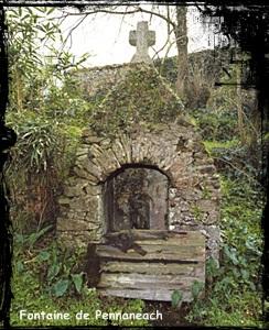 Au manoir. dans Fontaine de dévotion bourg-blanc-fontaine-de-pennaneach-