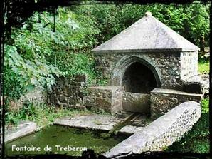 Le sacré et l'utile. dans Fontaines sacrées et profanes- Crozon-font-de-Treberon