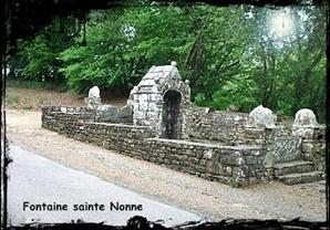 Histoire de religieuse. dans accouchement- Dirinon-font-Ste-Nonne