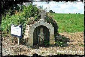 Etre saint à Ergué. dans Fontaines sacrées- Ergue-Gabéric-font-Stang-Van2