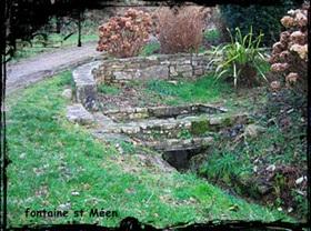 St Méen. dans Fontaines sacrées et profanes- La-Martyre-font-St-Méen