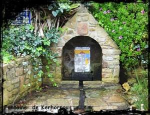 Eau non potable. dans Fontaine à voûte- Ploumoguer-font-de-kerhornou-300x231