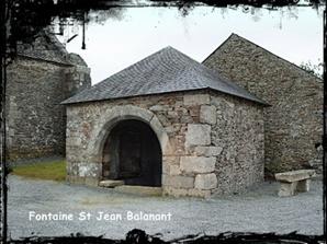 Plouvien-St-Jean-Balanant dans Fontaine marieuse