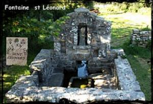Léonard ou Léonor ? dans Fontaine de dévotion Porspoder-font-st-Léonard-300x203