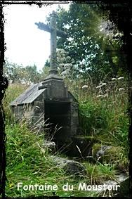Chapelle disparue. dans Fontaine de guérison plonevez-du-faou-font-st-andre