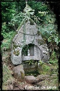A Lears. dans Fontaine de dévotion scrignac-lears-200x300