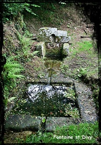 Maladie d'amour. dans Fontaine marieuse plouneour-menez-font-st-divy